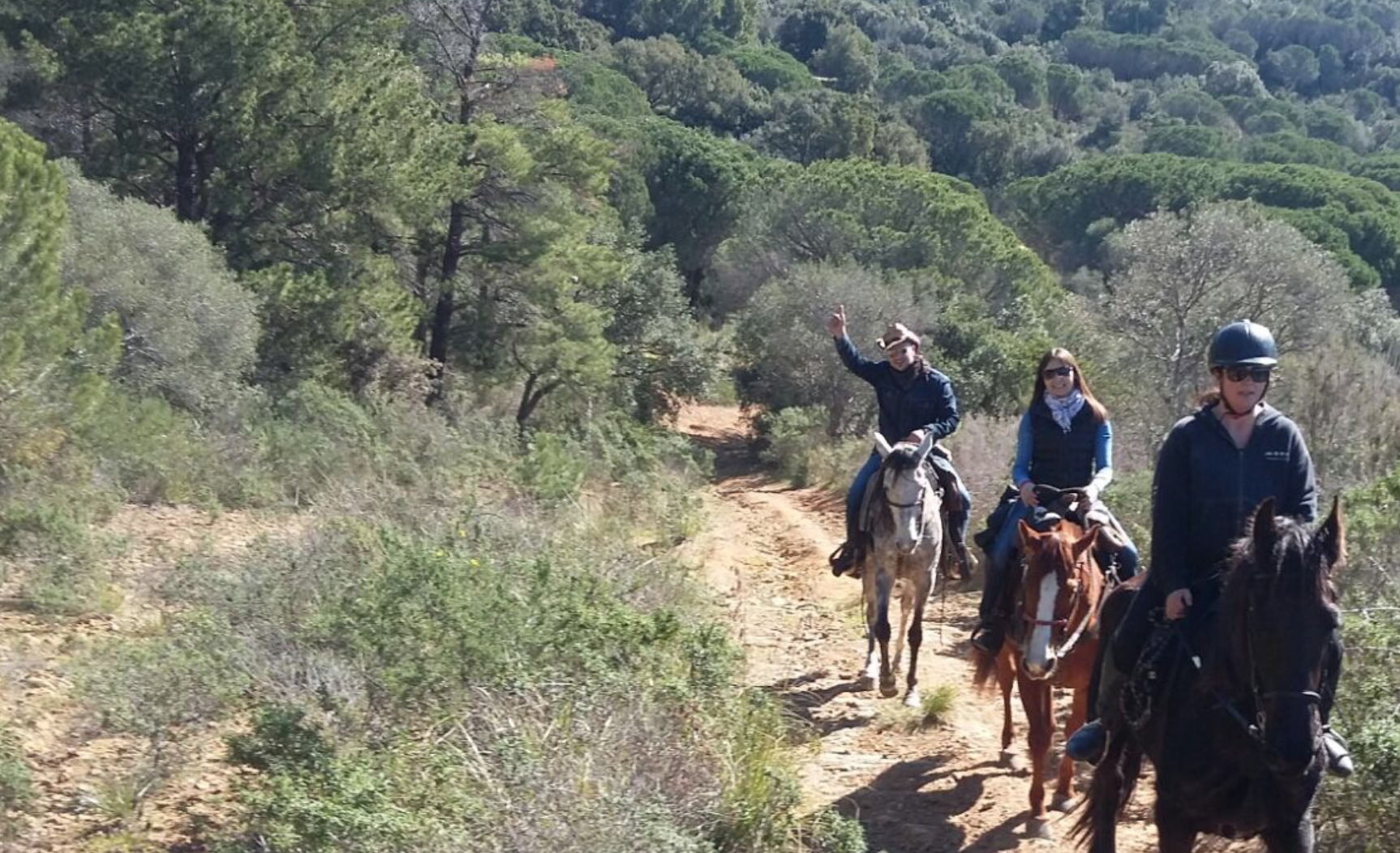 Vacanze a cavallo in Toscana